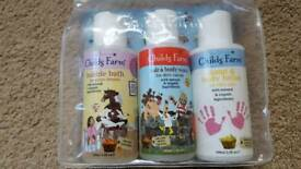 CHILD'S PLAY TOILETRIES - BRAND NEW