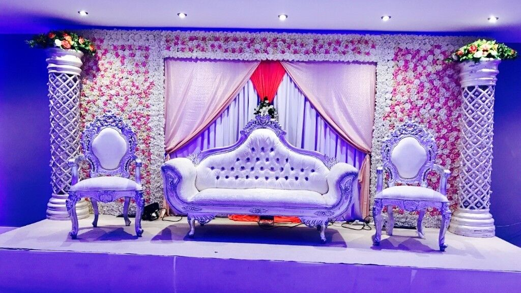 Mehndi Stage Hire : Asian wedding stage hire in southampton hampshire gumtree