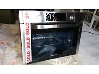 Samsung Neo Compact Oven - brand new ex display