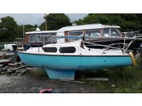 Bargain Sailing Boat