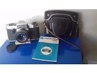 Praktica PL nova 1B 35mm Camera