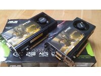 2x SLI Zotac GTX 460 1GB with SLI card