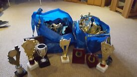 Sport trophies 50 or more