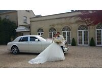 Last minute wedding car hire | Wedding Car hire | Rolls-Royce Hire | Rolls-Royce Phantom Hire