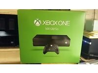 Brand New Microsoft Xbox One - 500 GB/go - unopened, unused, ready for collection or I can deliver