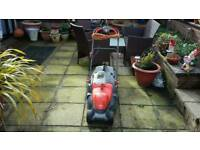 Flymo ( pack a mow ) lawn mower full working order.