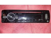 Sony N4000BT. Car stereo