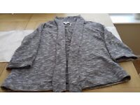 FAT FACE light ladies jacket. size 14/16 Light material perfect for spring.