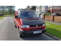 Vw Transporter T4 2.5tdi Long Nose Swb Tailgate