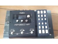 digitech RP360XP.... as new,,used in my home studio only