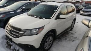 2014 Honda CR-V EX (AWD, Sunroof Bluetooth, Camera, Heated Seats