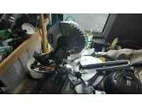Makita sliding mitre saw