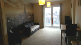 Two Bedroom Cardiff Bay Apartment with Large Balcony Overlooking the River Taff – New Development