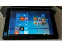 Acer one 10,2 in 1 laptop tablet