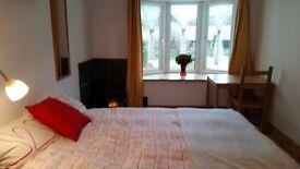 Sunny quiet room with ensuite bathroom near Beaumaris