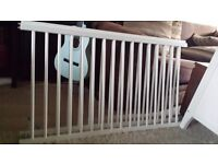 Gently Used Ikea Hensvik 14036 Baby Cot for sale