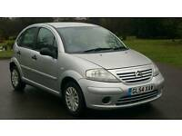 Citroen C3 1.4 HDi Desire (2005)*12 MONTH MOT* 5-Door- Service History - Air Con/CD - TURBO DIESEL