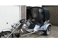 FOR SALE - TRIKE CANOPY