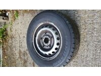 Firestone Tyre & wheel 215x65x15c