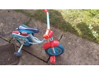thomas toddler bicycle for sale!