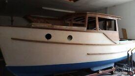 Colvic 19 project boat