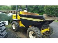 Barford dumper 4x4 3 tone