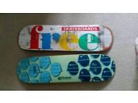 2 Used Skate decks