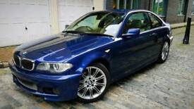2003 BMW E46 330ci M Sport Automatic Blue Quick Sale