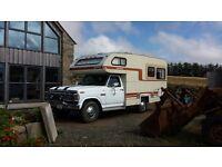 Ford F250 Coachmen Caper XL 2000 American RV Motorhome LPG Conversion