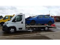 RECOVERY SERVICE - CAR COLLECTION / DELIVERY BREAKDOWN SERVICE - BASED IN BASINGSTOKE - HAMPSHIRE