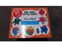 Mr Men / Little Miss Story Collection ( 35 books )