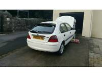 ROVER 200 1.6 SI ONLY 22K One previous owner Automatic