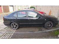 Seat Toledo SDi for spares or repair (with stunning alloys)