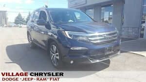 2016 Honda Pilot AWD TOURING, DVD,Nav,Dual Sunroof,Leather,Heate