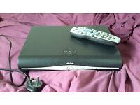 Sky HD box and remote control