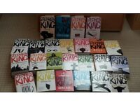 Stephen King Book Collection