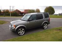 "LAND ROVER DISCOVERY 2.7 3 TDV6 XS,2009,7 Seater,22""Alloys,Sat Nav,Leather,Park Sensor,Cruise,A/CON"
