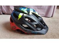Fox Flux MTB Helmet Size L/XL (59-64CM)