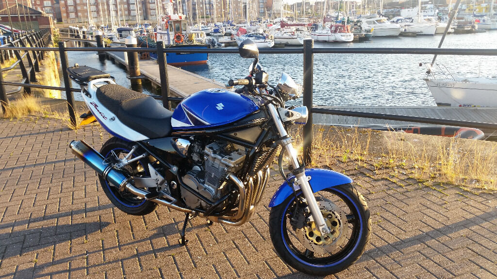suzuki gsf 600 zk4 limited edtion bandit deposit taken in hartlepool county durham gumtree. Black Bedroom Furniture Sets. Home Design Ideas