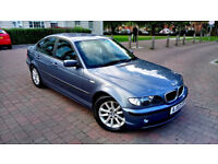 BMW 3 SERIES E46 320d SE DIESEL TURBO 1 PREVIOUS OWNER FULL SERVICE HISTORY 2 x KEYS PX