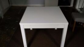 Christmas Extendable Dining Table x3 lengths for sale