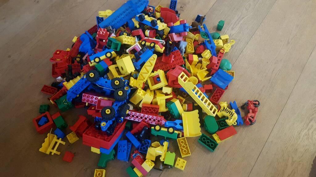 Huge amount of Lego Duplo