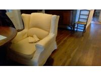 Armchair free to collector