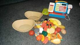 Elc till and play food