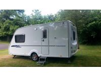 2009 Ace Jubiliee Ambassador Touring Caravan in Excellent Condition. Two berth plus child.