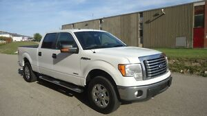 2011 Ford F-150 XLT CREW CAB LONG BOX