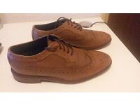 Formal Brown Shoes - Men - Great Condition