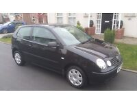 2004 VOLKSWAGEN POLO 1.2 TWIST, 81K, *FULL MOT!* E/W, ALLOYS, EXCELLENT CONDITION!