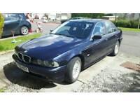 BMW 520i se 51 plate
