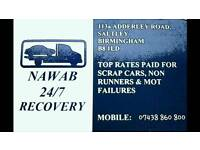 RECOVERY 24/7 SECURE SERVER